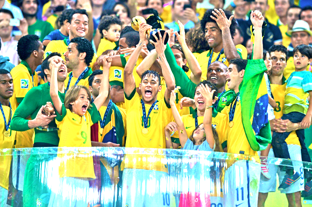 Brazil vs Spain: Score, Grades and Highlights from Confederations Cup 2013 Final