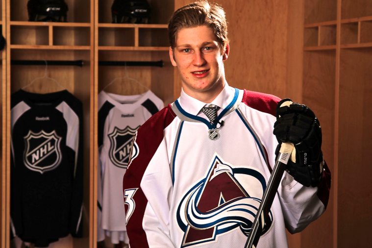 How Far Will No. 1 Pick Nathan MacKinnon Follow in Sidney Crosby's Footsteps?