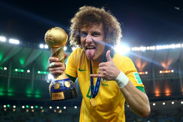 Confederations Cup 2013 Final: Ranking the MVPs of Brazil's Impressive Victory