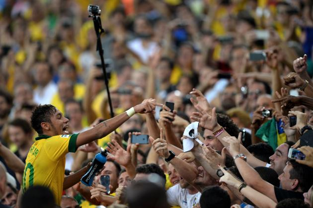 Have Brazil Signalled a Change to Football's World Order With Spain Win?