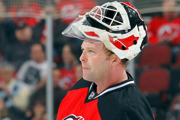 Devils GM Says Martin Brodeur 'Still a No. 1 Goalie'