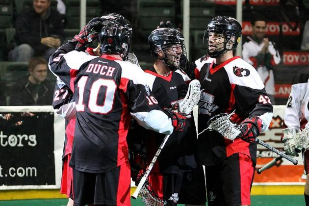Stealth Move North of the Border to Vancouver, Become Canada's 4th NLL Team
