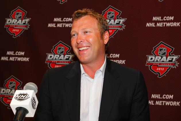 Devils Pick Martin Brodeur's Son in 7th Round