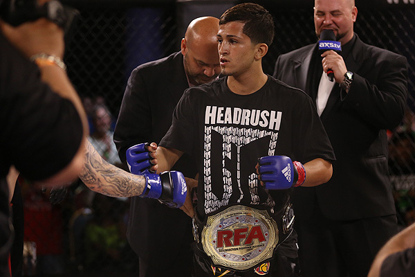 Are the RFA's Sergio Pettis and Lance Palmer Ready for the UFC?