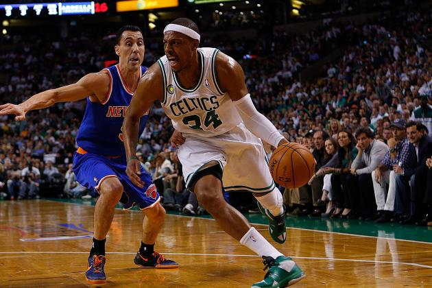 Celtics Will Honor Pierce's Contract to Facilitate Deal