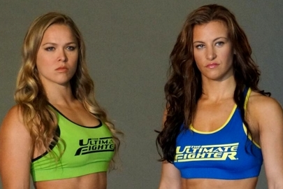 Ronda Rousey Says Coaching TUF 18 Has Been Emotionally Taxing
