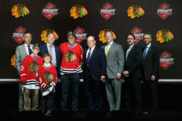 NHL Draft Grades 2013: Team-by-Team Report Cards