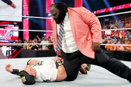 Money in the Bank: Will Mark Henry Beat John Cena Up Enough to Get a Cash-In?