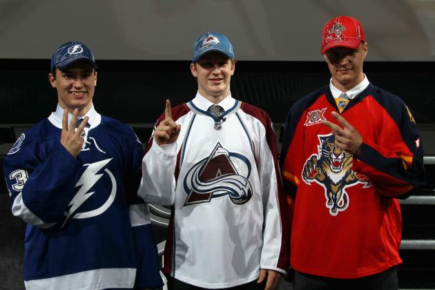 2013 NHL Draft Grades: Evaluating All 30 Teams