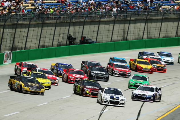 Early Troubles Strike Junior, Busch Brothers Among Others in Kentucky