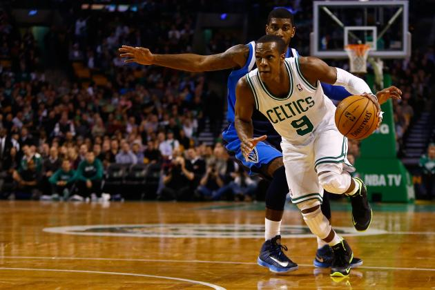 Celtics Rumors: Breaking Down How Rajon Rondo to Mavericks Would Help Both Sides