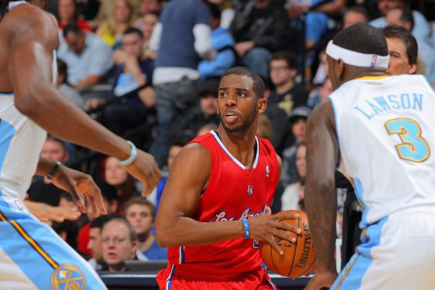 Chris Paul Rumors: How Clippers Can Build Title Contender Around Re-Signing CP3
