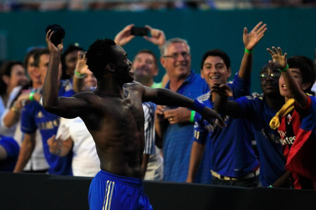 Why a Michael Essien Return Makes Sense for Jose Mourinho's Chelsea