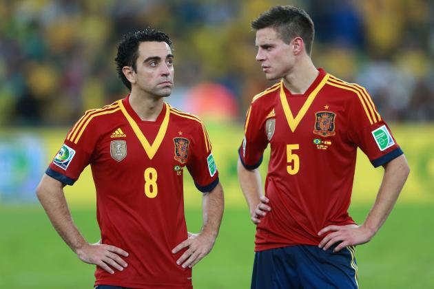 Confederations Cup 2013 Final: Areas Spain Must Improve Before 2014 World Cup