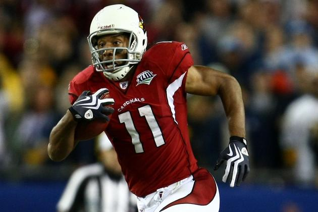 Can Carson Palmer and Larry Fitzgerald Form an Elite Passing Combo?