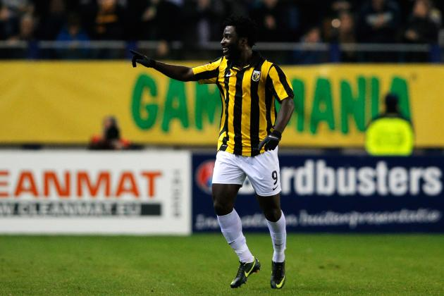 Scouting Rumored Newcastle United Transfer Target Wilfried Bony