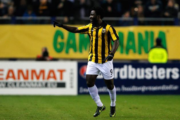 Scouting Rumored Newcastle United Transfer Target Wilfried Bony