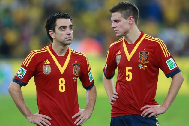 5 Positive Points from Spain's Confederations Cup Journey