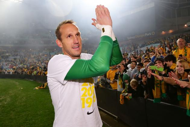 Fulham Confirm Mark Schwarzer Is to Leave the Club