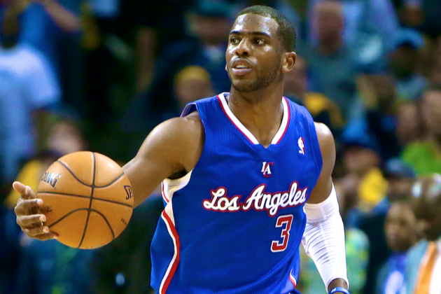 Chris Paul Announces Decision to Sign Contract Extension with LA Clippers