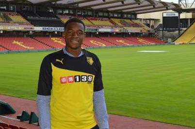 Championship: Watford Sign Teenage Striker Uche Ikpeazu