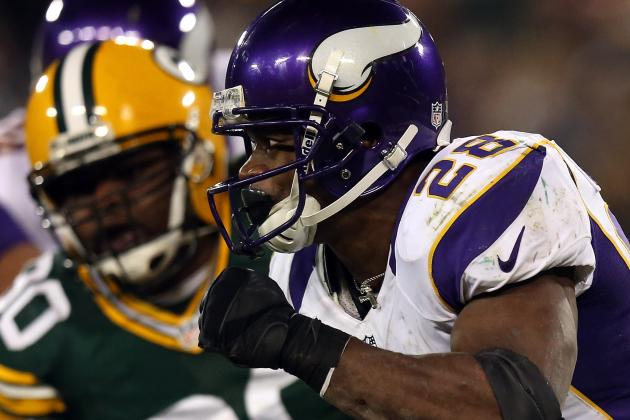 Adrian Peterson Up for a Pair of ESPY Awards, Needs Your Votes