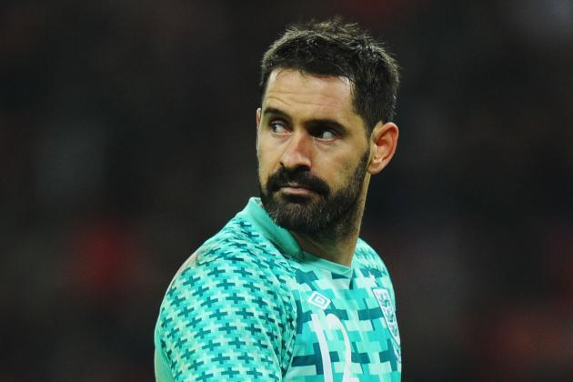 Transfer News: Wigan in Talks to Sign England Goalkeeper Scott Carson