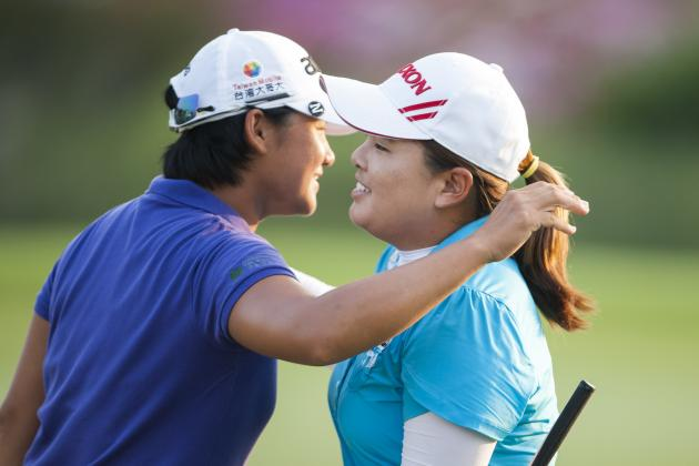 Is Inbee Park or Yani Tseng Having a More Surprising Year?