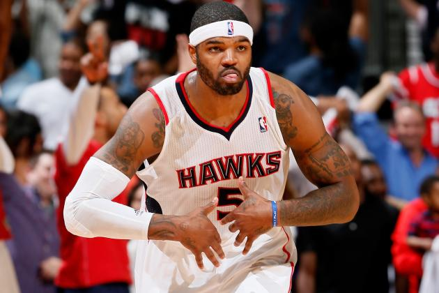 Josh Smith Rumors: Latest on Hawks, Rockets and More Interested in Free-Agent SF