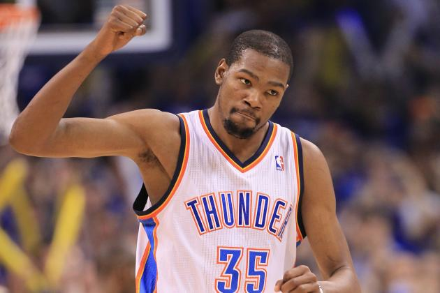 Kevin Durant Reaffirms Commitment to OKC Thunder After Signing with Jay-Z