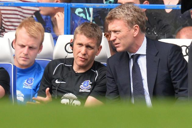 Manchester United: David Moyes Makes Key Appointment With Arrival of Steve Round