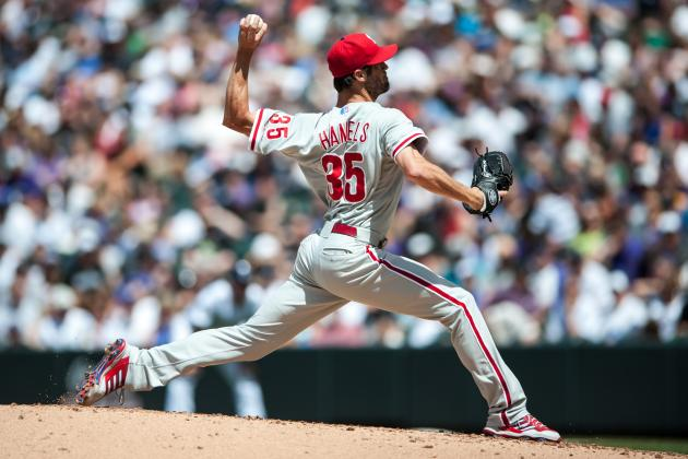 Cole Hamels to Take Mental Vacation in Pittsburgh