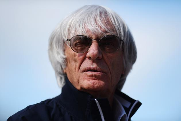Ecclestone Says Pirelli Can Conduct Two Tyre Tests Immediately
