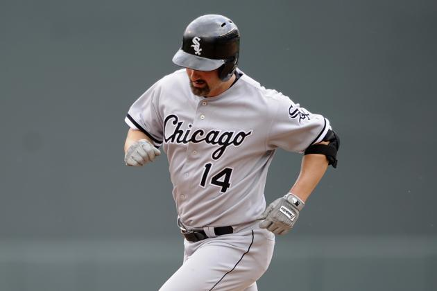 Konerko Expects to Return on Tuesday