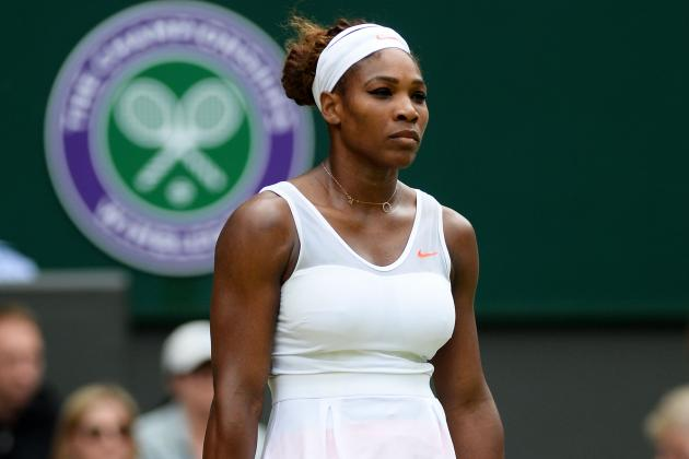 What Serena Williams' Loss to Sabine Lisicki Means for US Open