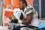 Chargers' RB Mathews Vehemently Denies He Was Arrested