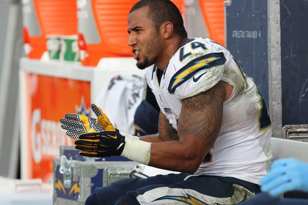 Police Confirm Ryan Mathews Was Not Arrested