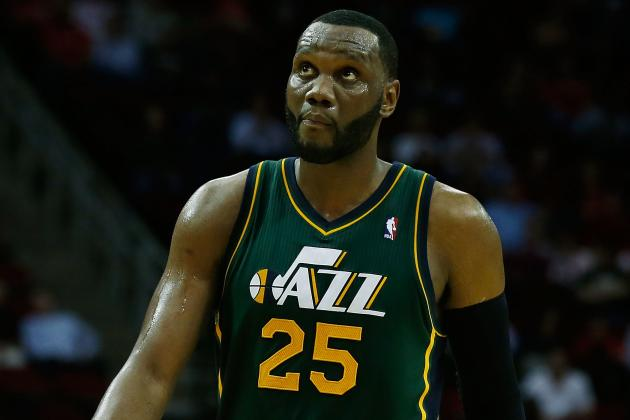 Al Jefferson Rumors: Latest on Jazz, Bobcats and More Interested in Free-Agent C