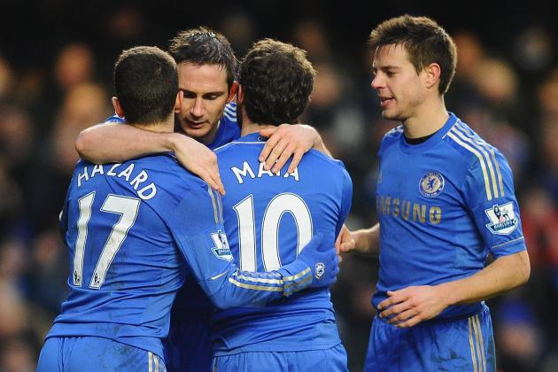 Chelsea's Increased Attacking Options and Their Implications in 2013-14