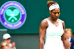 Serena Shocked in 4th-Round Wimbledon Upset