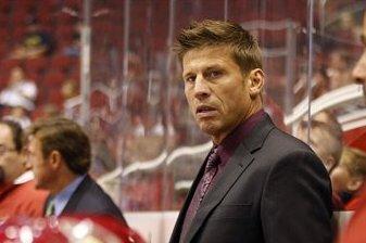 Former Rangers Vet Samuelsson Named Assistant Coach