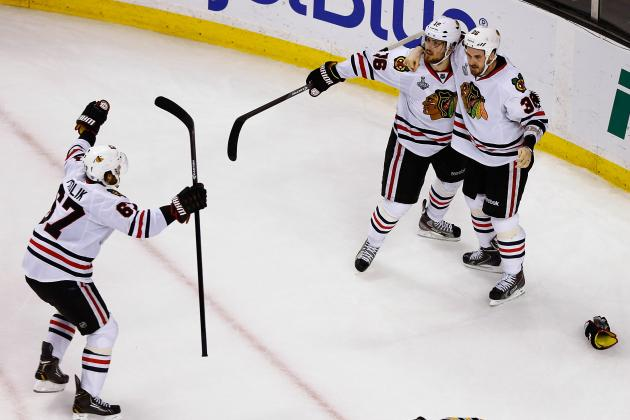 Chicago Blackhawks: Dealing Dave Bolland and Michael Frolik Logical Moves
