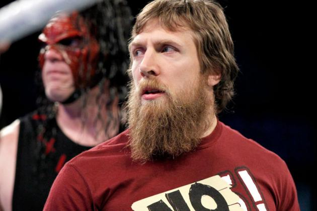 WWE is Doing a Great Job Getting Daniel Bryan Ready for John Cena