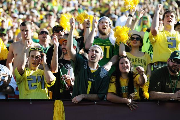 Why All College Football Fans Should Be Happy the NCAA Took It Easy on Oregon