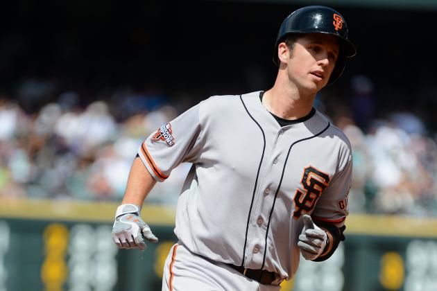 Posey's Leg Tightness Keeps Belt Out of Lineup