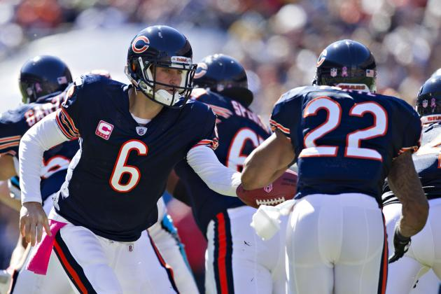 Who Would You Rather Keep: Jay Cutler or Matt Forte?