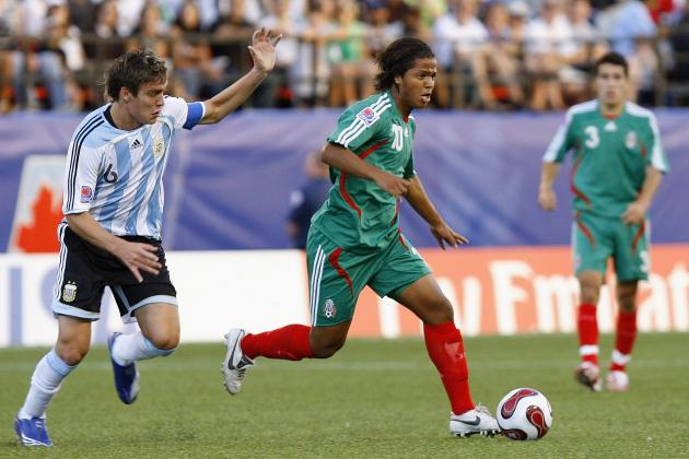 FIFA Under-20 World Cup Preview: Spain vs. Mexico Pick of Last 16