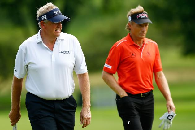 Colin Montgomerie to Battle Fred Couples and Tom Watson on the Champions Tour