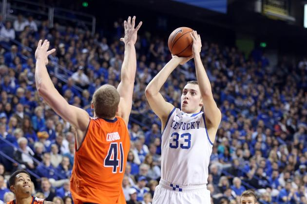 Kyle Wiltjer Could End Up Staying at Kentucky, Redshirting