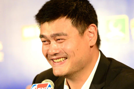 Dwight Howard Gets First-Rate Houston Rockets Pitch from Yao Ming via Skype